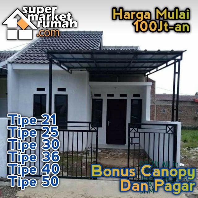Investor Segera Merapat, Harga Mulai 100jtan, Di Tanjung Asri Katapang.