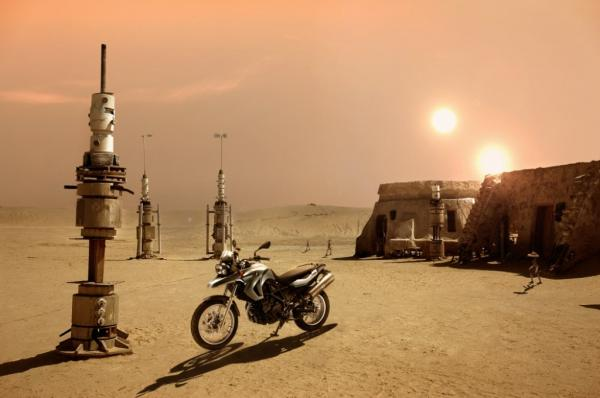 Bike In The Desert, Magick Lands 2