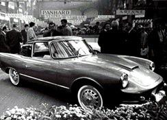 1960-5 DB Panhard cabriolet