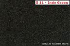 G11 - Indo Green (xanh rêu)