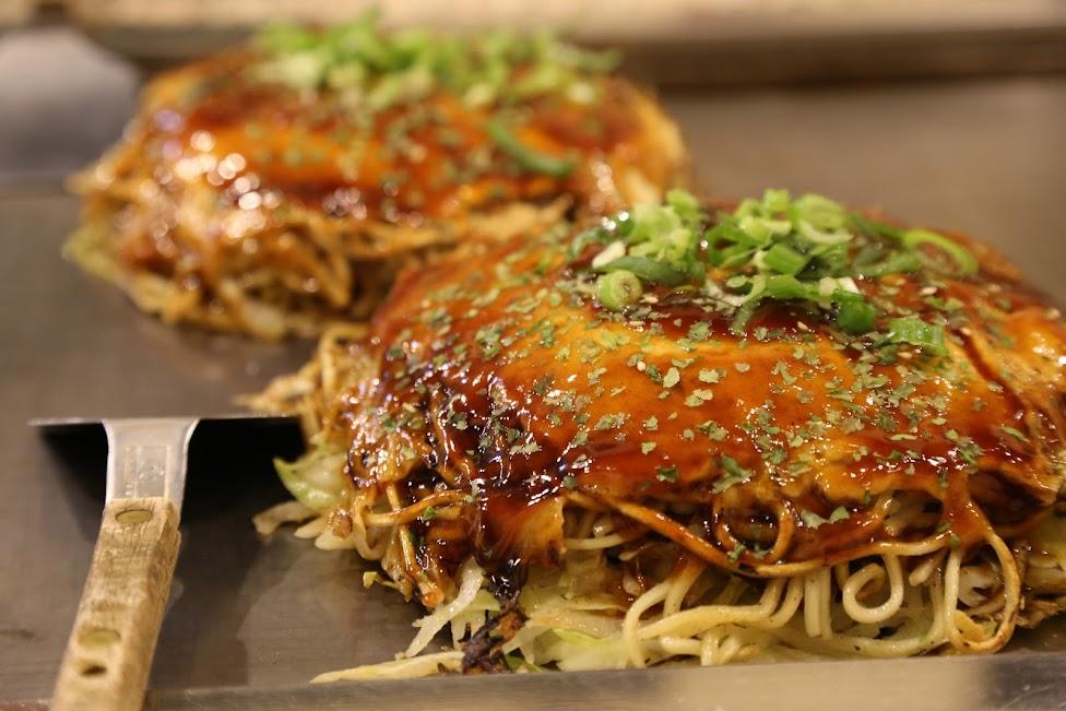 japońskie potrawy, Okonomiyaki