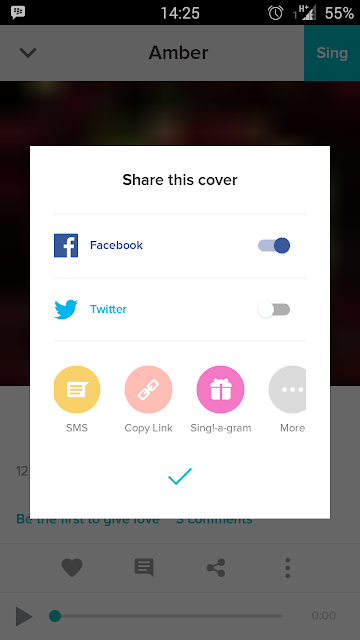 Cara Mudah Download Lagu Hasil Rekaman Berformat Mp3 Dari Smule Sing! Tanpa Pc - CatatanDroid