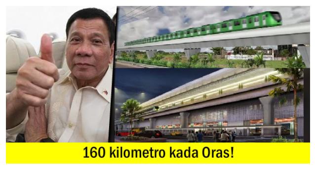 Malolos-Clark Railway Project, Uumpisahan na sa November!