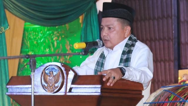 Foto: Ketua Panitia MTQ ke-39 Kecamatan Kuranji Muhammad Fikar Datuk Rajo Magek.