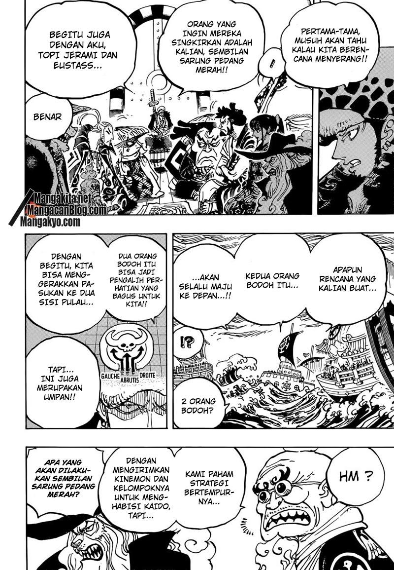 Komik One Piece 977 : komik, piece, Komik, Piece, Chapter, Bahasa, Indonesia, KOMIKRO