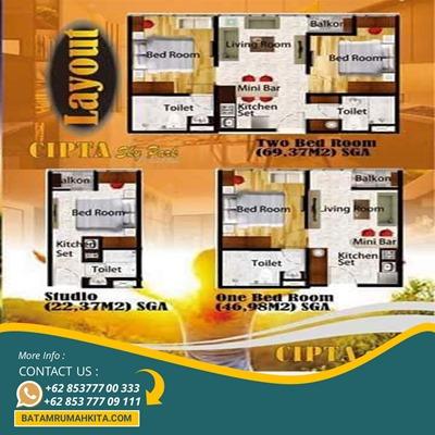 Apartement Cipta Group - 4