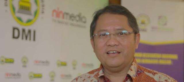 DEWAN MASJID INDONESIA Luncurkan Saluran Televisi DMI CHANNEL
