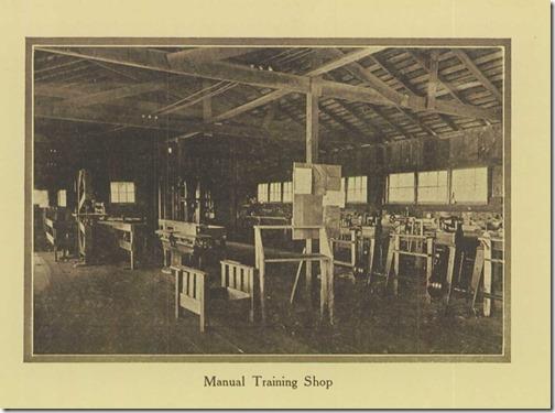 Manual Training Shop