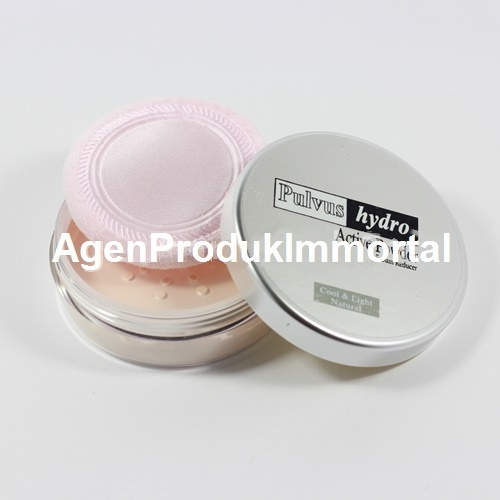 PULVUS HYDRO ACTIVE POWDER SEBUM REDUCER