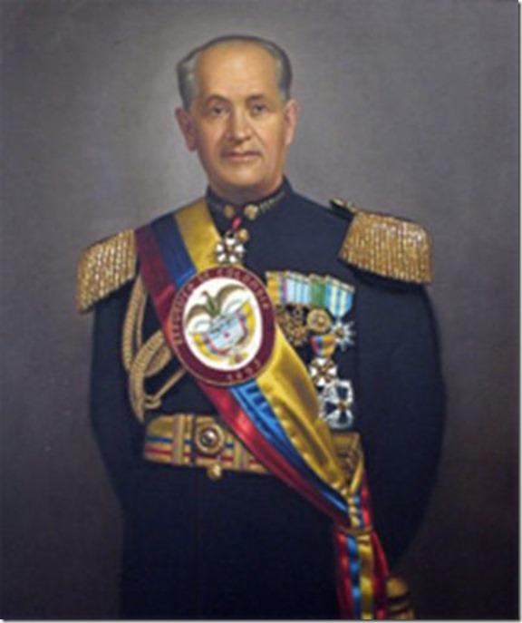 11 Gustavo Rojas Pinilla