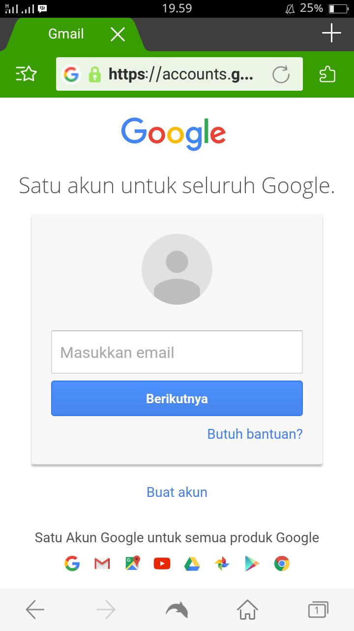 Cara Membuat Akun Gmail Di Android