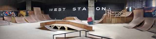 West Station Skatepark