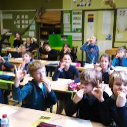 spreekbeurten in de klas