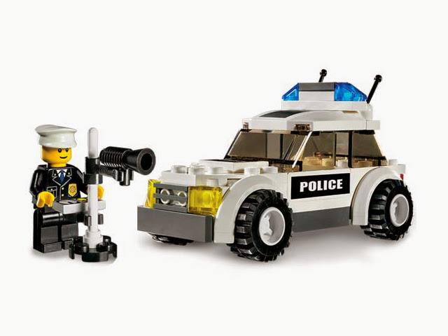 7236 レゴ シティ ポリス パトロールカー