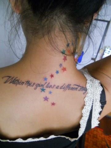 The Lakwatserang Negra All About Tattoos How I Start To