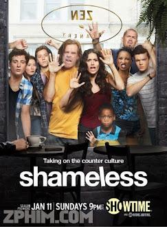 Không Biết Xấu Hổ 5 - Shameless Season 5 (2015) Poster
