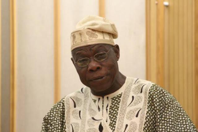 Nigeria's Economy Not Booming – Ex-President Obasanjo