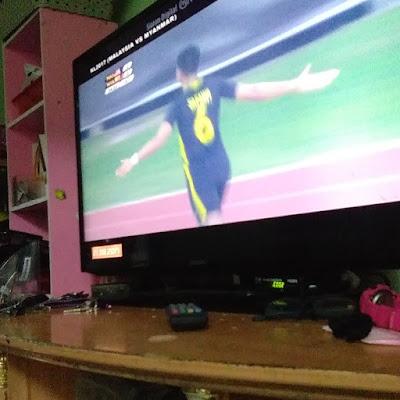 Malaysia Vs Myanmar Bola Sepak  Sukan Sea KL 2017