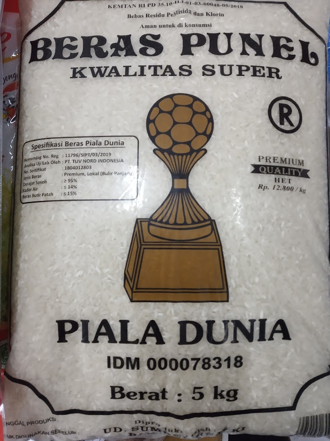 beras piala 5kg
