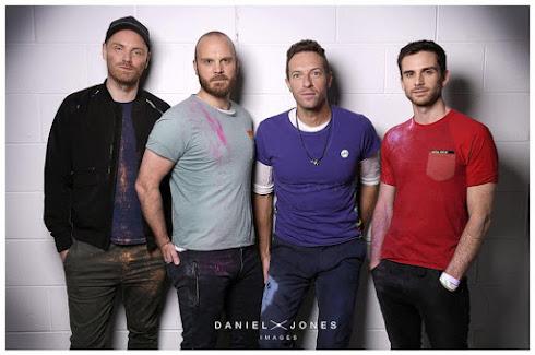 Coldplay X Factor UK Finale