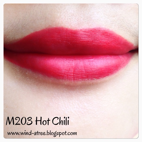 Maybelline Color Show Matte‬ Lipstick Hot Chili