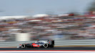 Jenson Button going fast, McLaren MP4-27