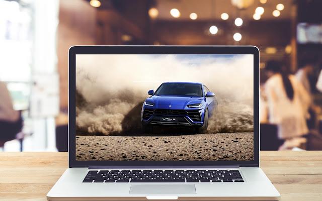 Lamborghini Urus HD Wallpapers New Tab Theme