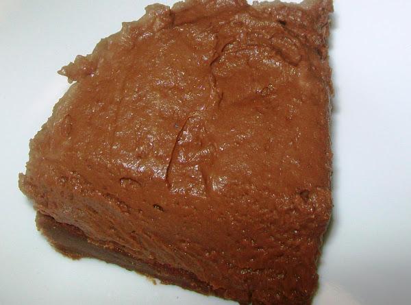 No Bake Brownie Cream Cheese Bars Recipe