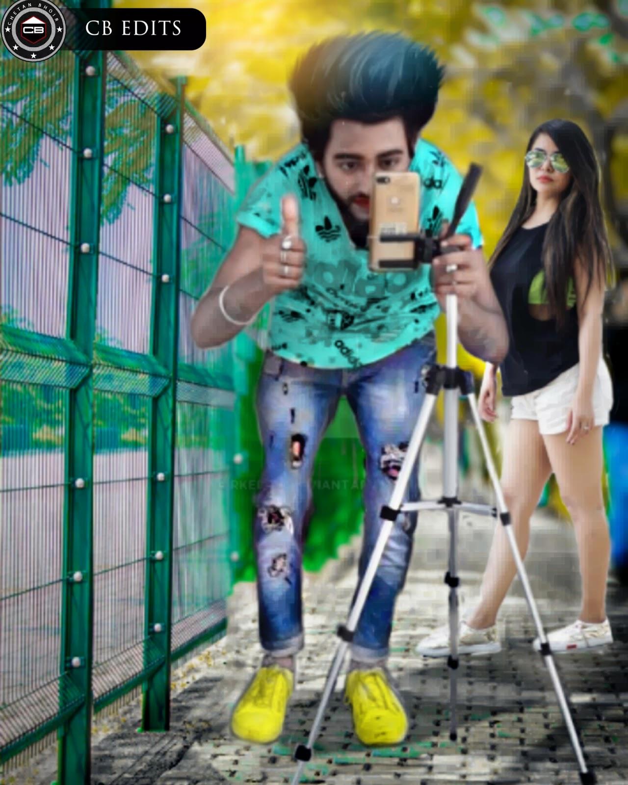 Bilal Swag Editing