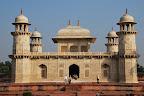 """A smaller predecessor to the Taj Mahol, the """"Baby Taj""""."""