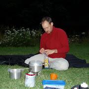 La cuisine au camping