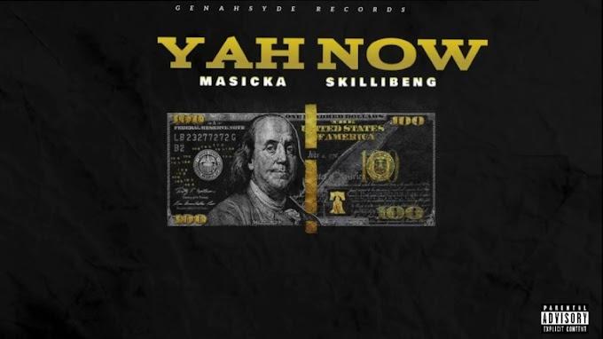 Masicka – Yah Now Ft Skillibeng