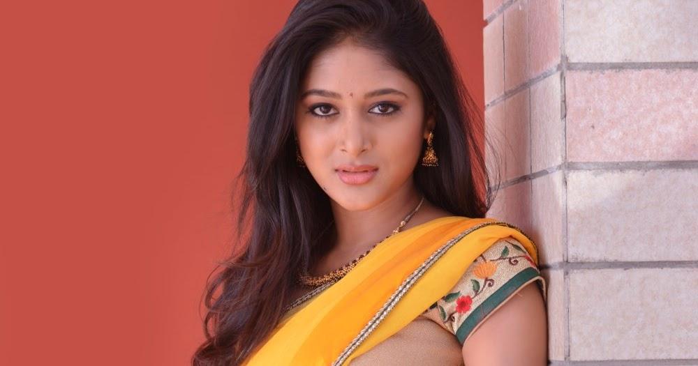 Sushma Raj Spicy Hot Saree Collection - Cinebulkblogspotcom-1736