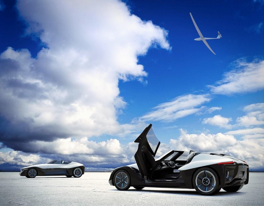 Nissan Bladeglider Concept 12