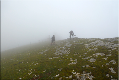 Cima de Larredez / Atxuri 1.104 m.
