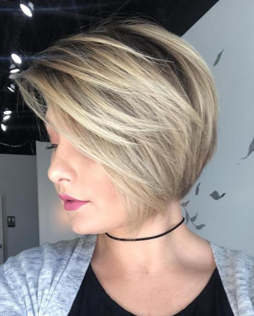 Perfect haircuts for fine hair women In 2018 6