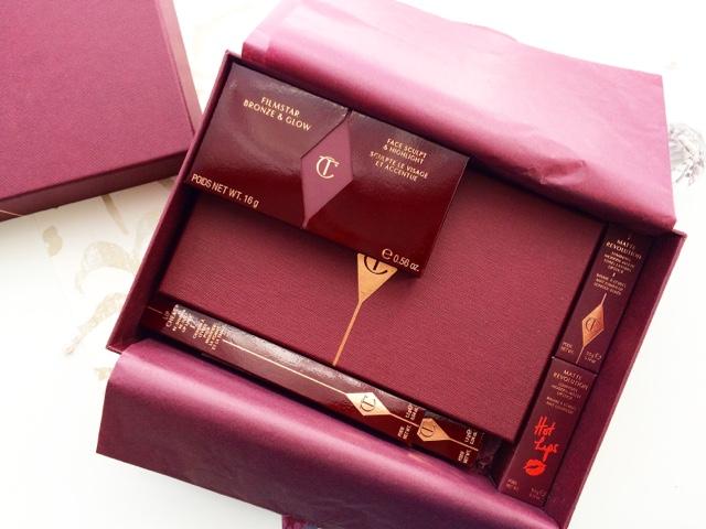 luxury high end makeup packaging