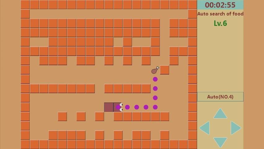 android 贪吃蛇(自动版snake) Screenshot 5