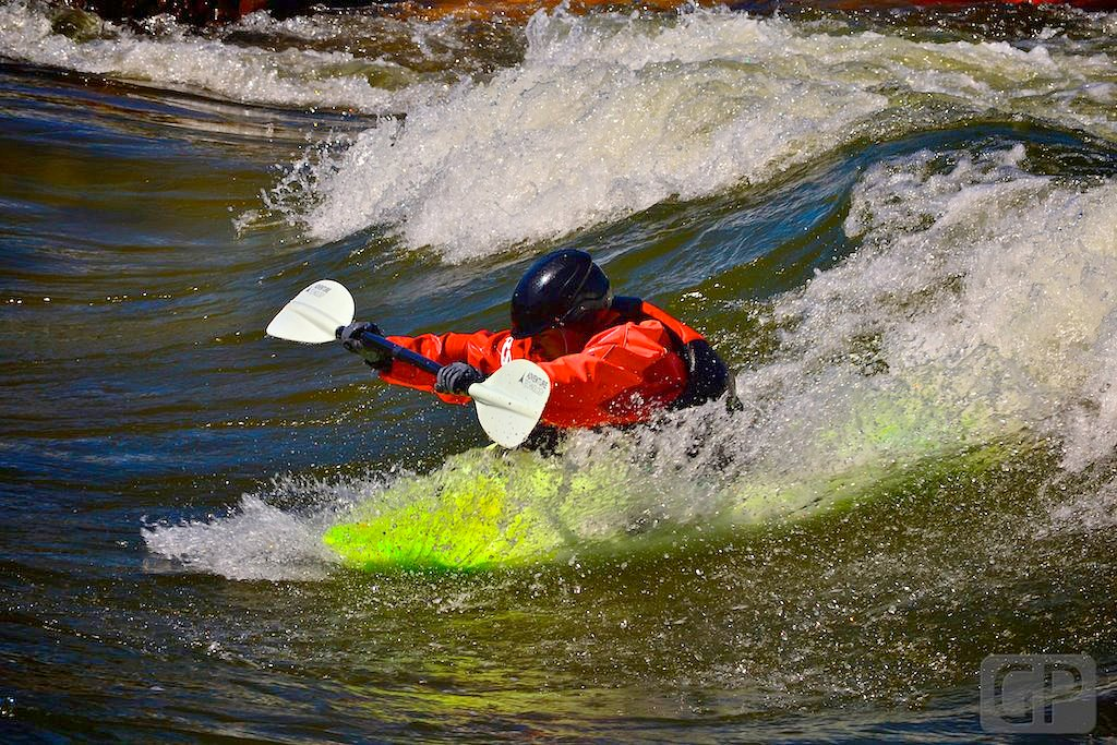 2012 Kayaking Champitionships. Photo by Geoff Peddicord.