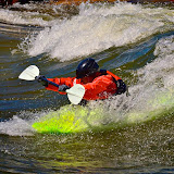 2012 Kayaking Champitionships. Photo by Geoff Peddicord.