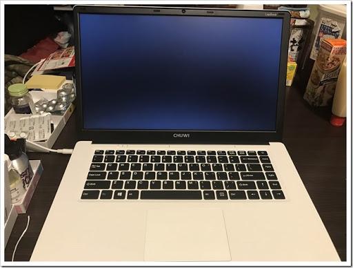IMG 3539 thumb%255B3%255D - 【おニューのPC】CHUWI LapBookをゲット!激安ノートPCの性能は?取り敢えずレビュー自体もこのPCで書いてみる【テスト投稿?/ガジェット/モバイル/ノートPC/ハードウェア】
