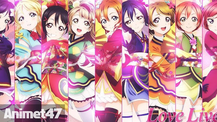 Ảnh trong phim Love Live! The School Idol Movie 1