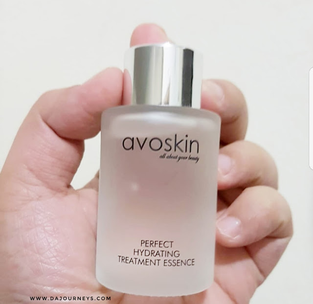 Review Avoskin Perfect Hydrating Treatment Essence