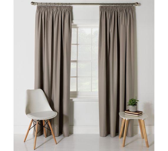 Blackout Curtains Argos Home Decorize