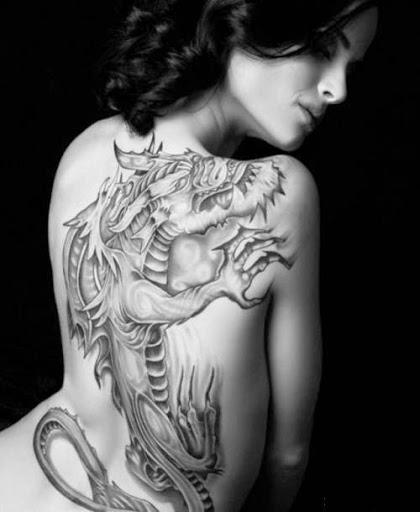 Dragon Tattoos For Men