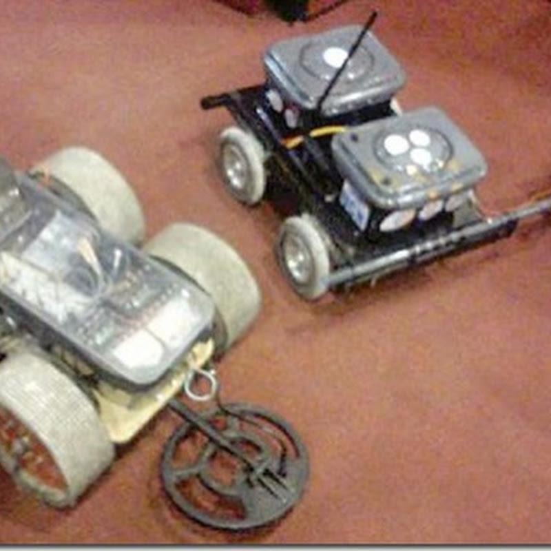 Estudiantes de la UMSA ganan torneo de robots para desminado