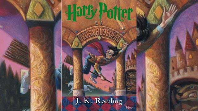 Há exatamente 23 anos o livro Harry Potter e a Pedra Filosofal era lançado nos Estados Unidos