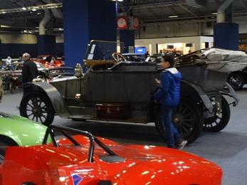 2018.12.11-056 Artcurial Motorcars Panhard et Levassor X14 torpédo Vanvooren 1912