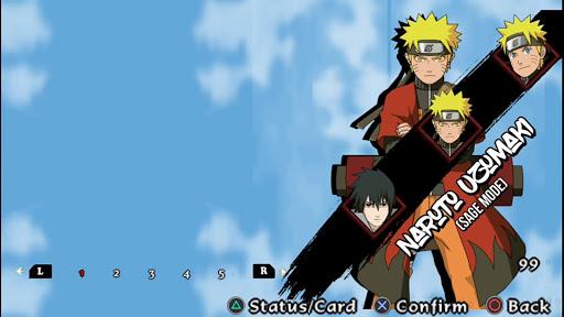 SAIU!!Novo NARUTO STORM 4 MOD Naruto IMPACT LITE Para Celular ANDROID (PPSSPP) +DOWNLOAD