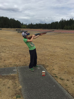 Shooting Sports Weekend - August 2015